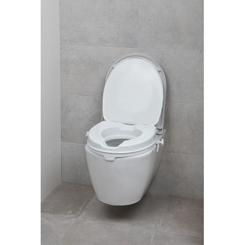 SecuCare Toiletverhogers 6 cm  zonder klep