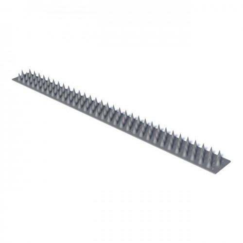 SecuMax Anti-Klimstrip Grijs, 500x45 mm