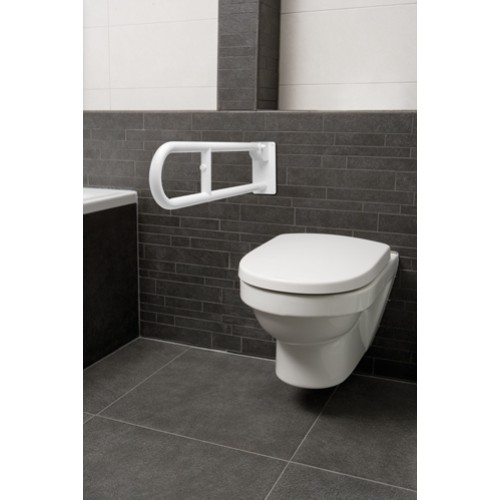 SecuCare toiletbeugel (opklapbaar)  700 mm